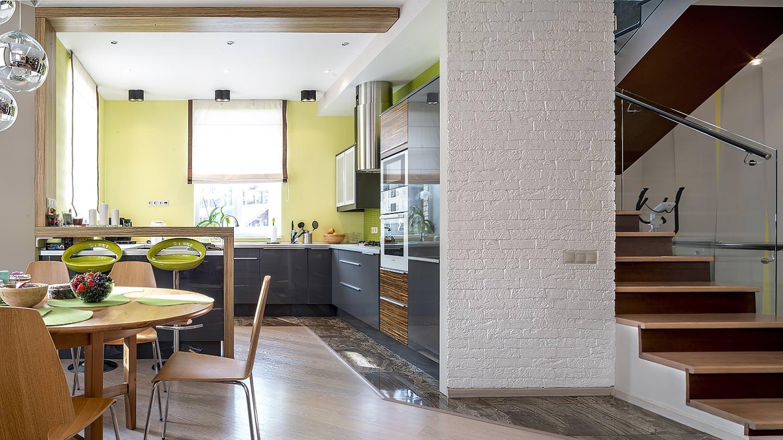 Дизайн интерьера дома в п.Сысерть 2013г.
