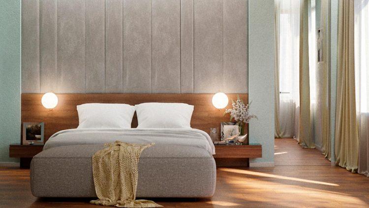 Мастер спальня 16x9 | Космаково 5