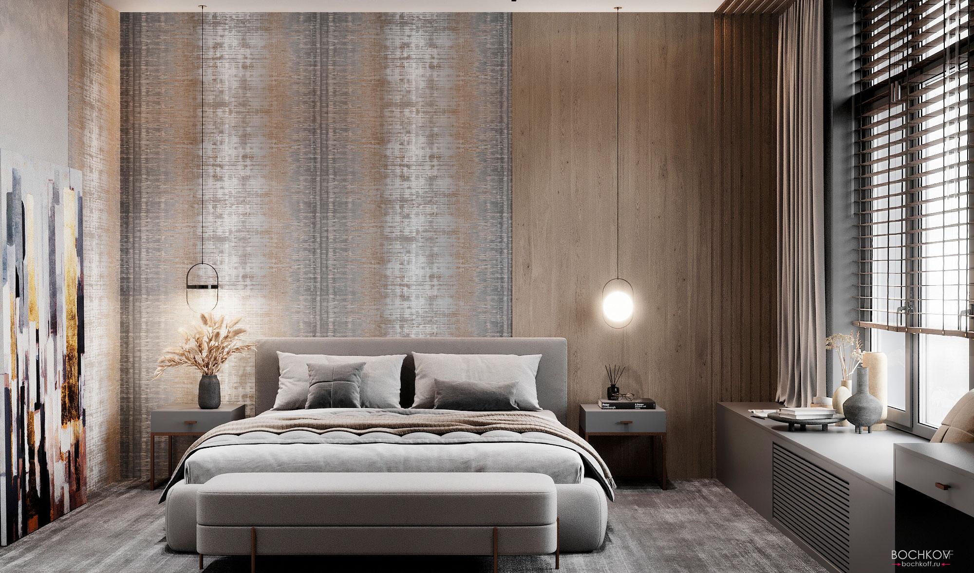 Спальная комната, вид 2, КД Ривьера