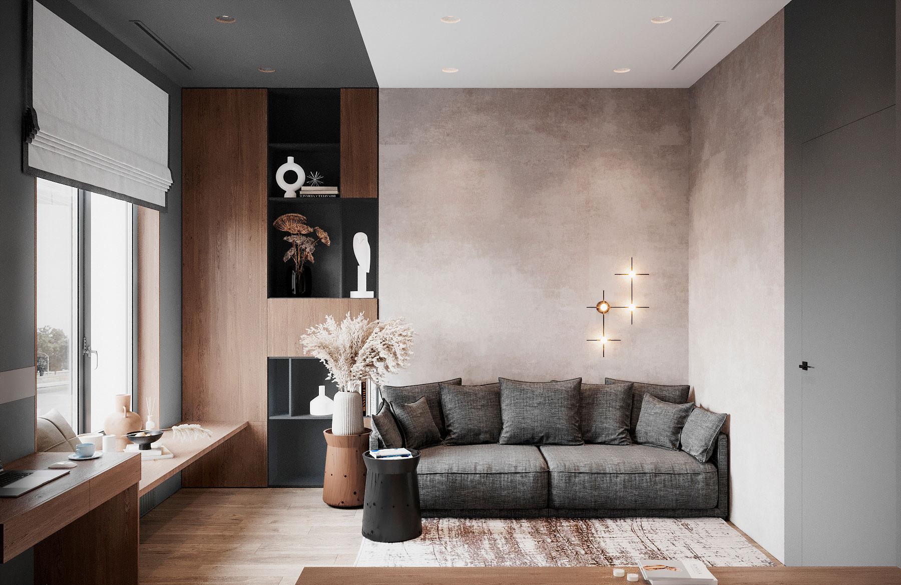 Гостевая комната, вид 3, КД Ривьера